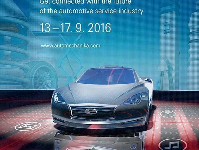 AUTOMECHANIKA 13-17 Settembre 2016 Francoforte, Germania