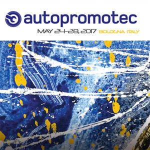 AUTOPROMOTEC 20-24 Maggio 2017 Bologna, Italia